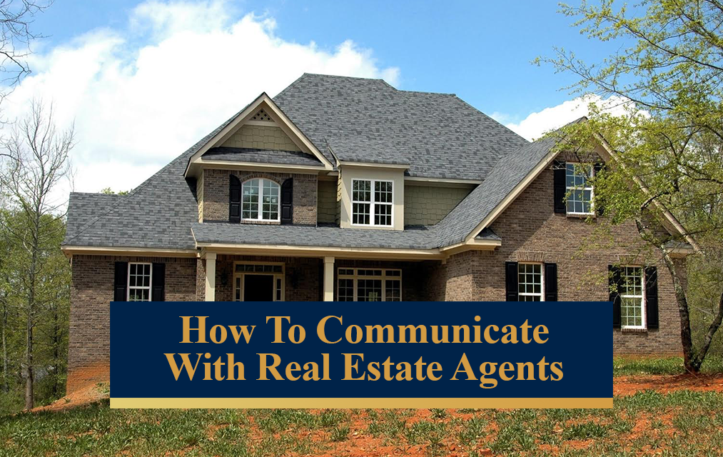 How to communicate with Realtors in Victoria BC