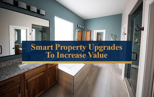 smart property upgrades to increase value