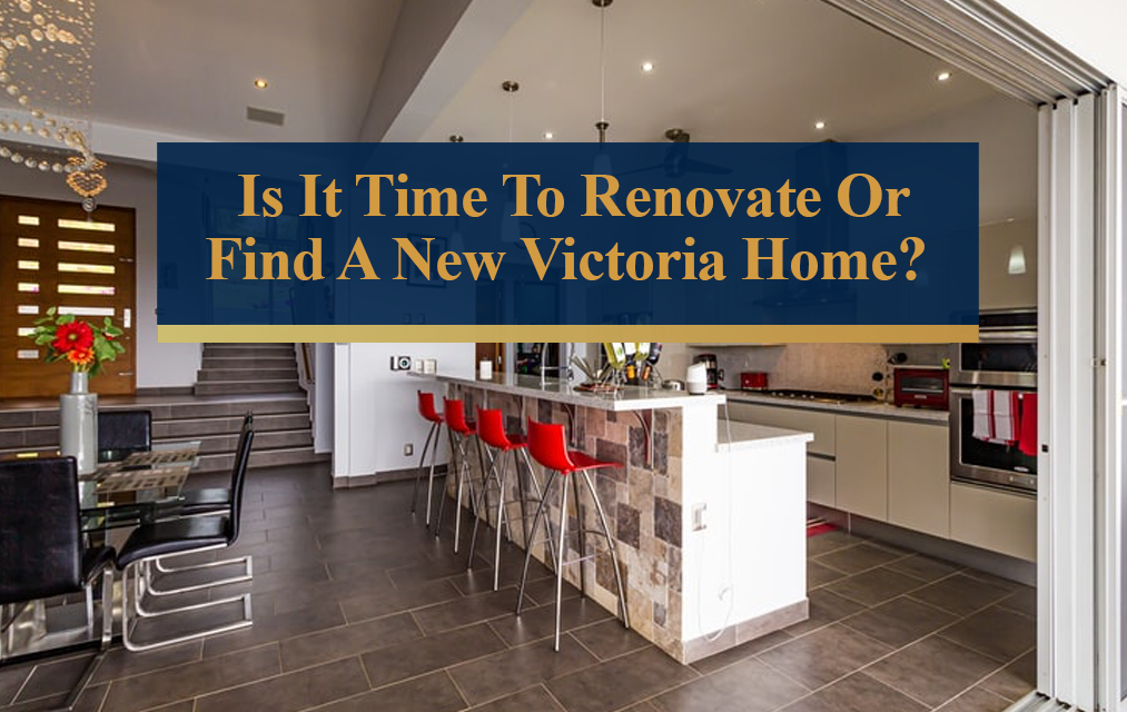 renovate or find a new home