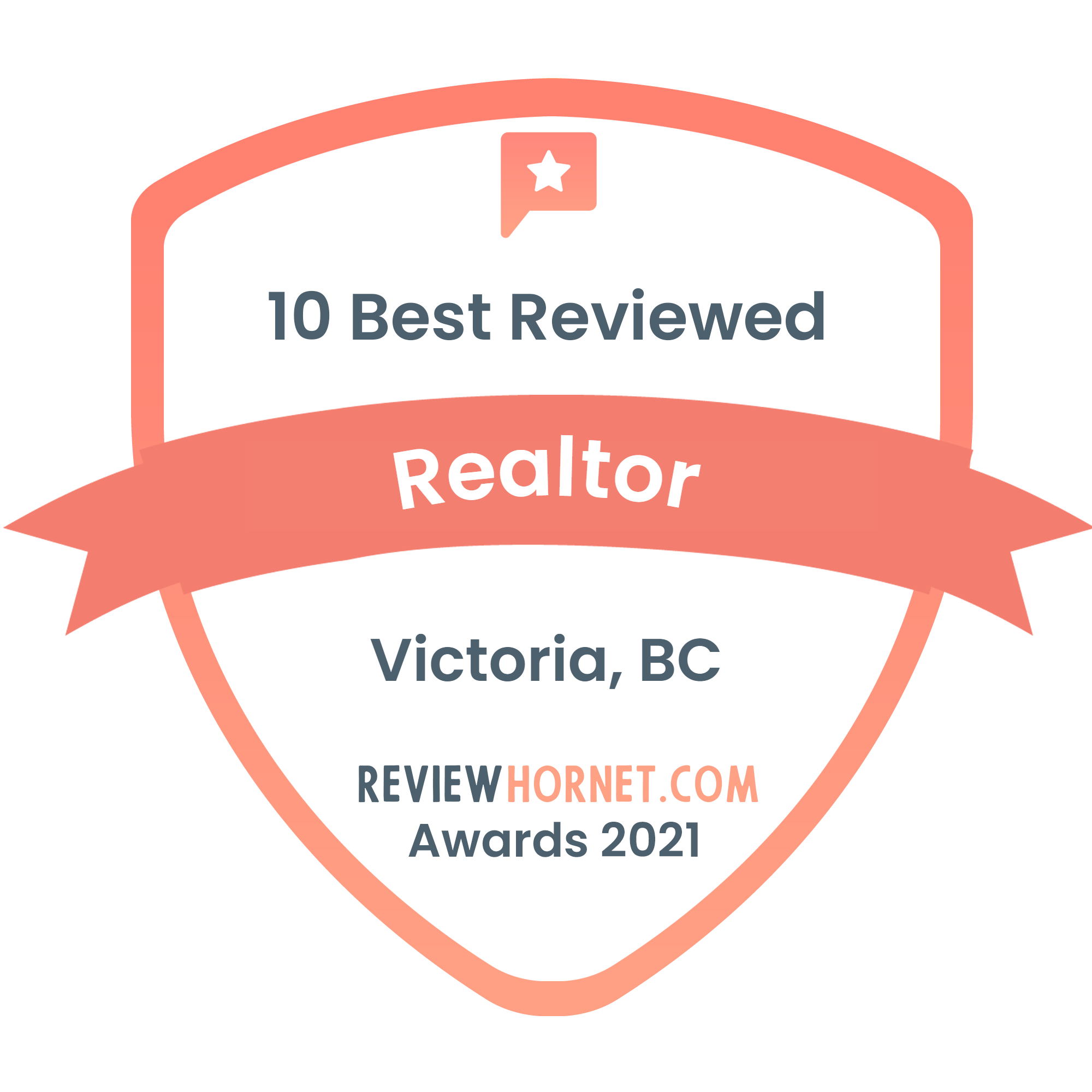 Victoria BC top rated realtor